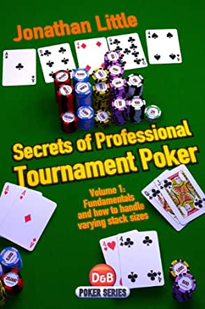 ספר פוקר- Secrets Of Professional Tournament Poker