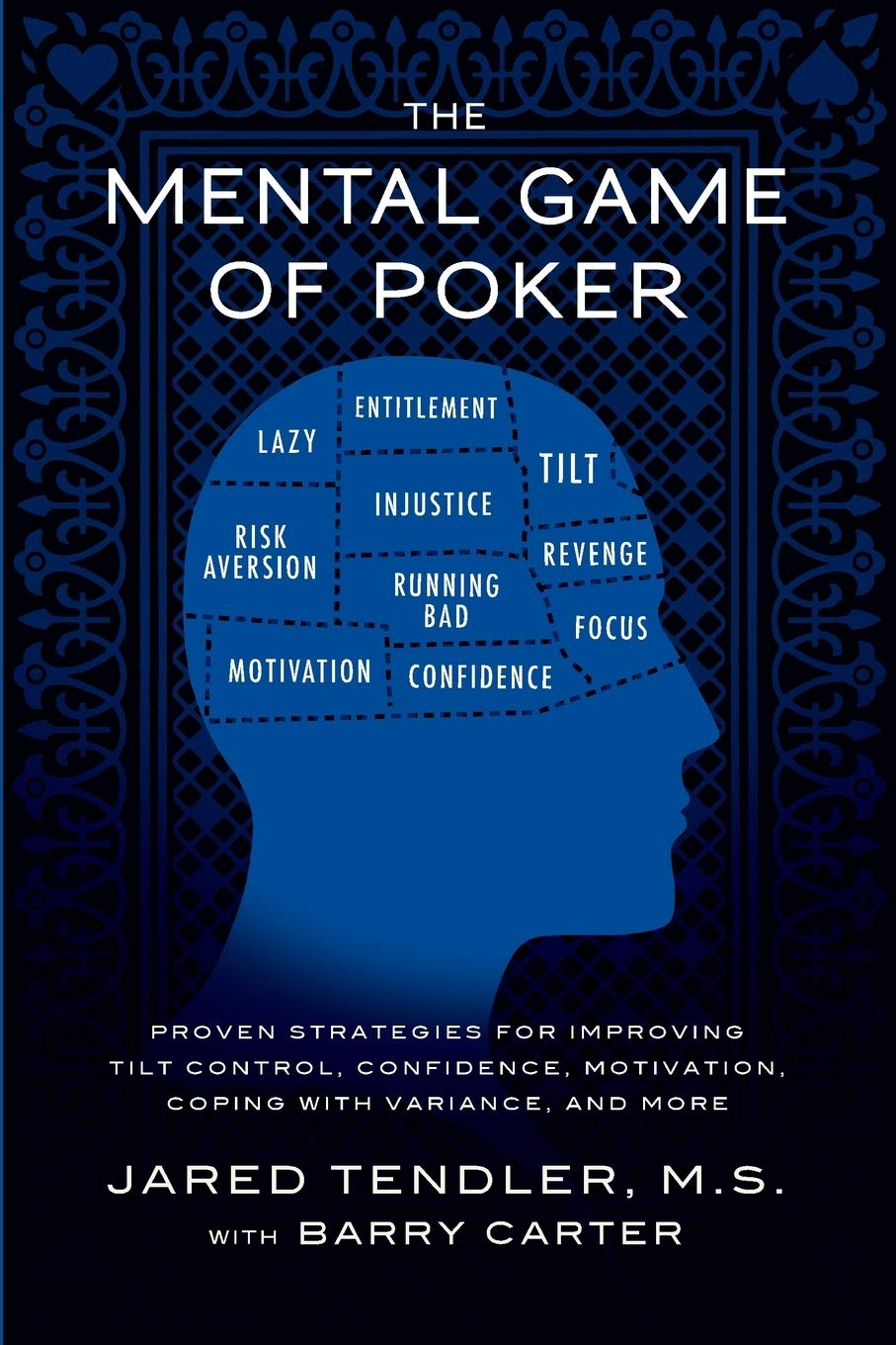 ספר פוקר - the mental game of poker
